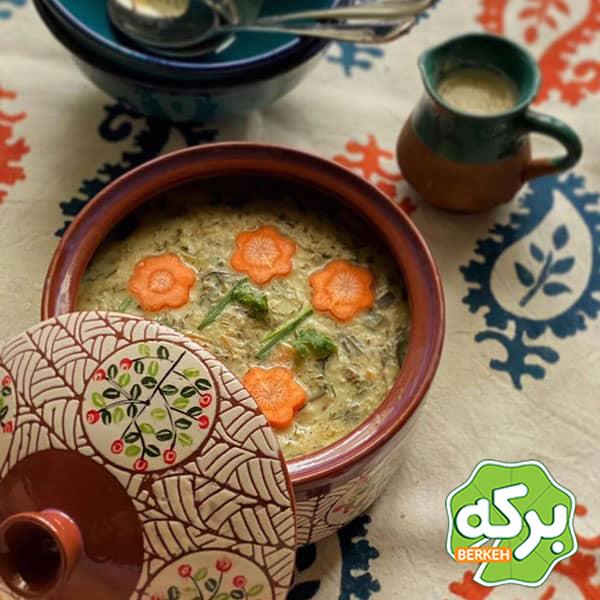 طرز تهیه آش هویج