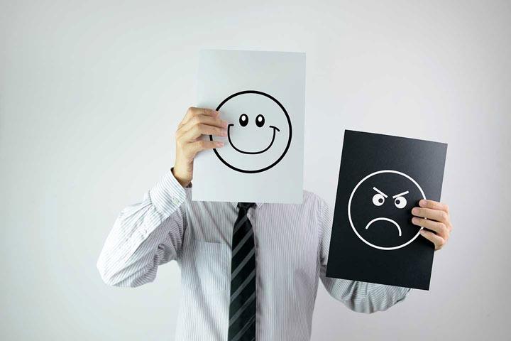 چگونه یک فرد مثبت اندیش باشیم!