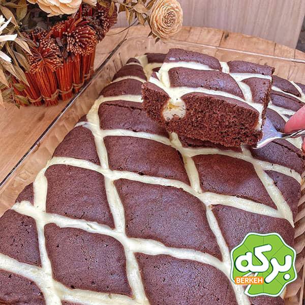 طرز تهیه کیک لحاف