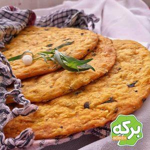 طرز تهیه نان روغنی سبزوار